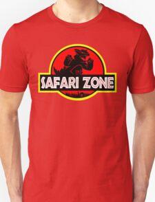 Safari Zone X Jurassic Park T-Shirt