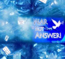Blue War of flight by wreilly6