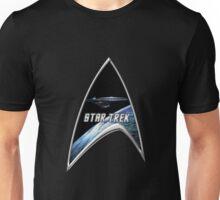 StarTrek Command Silver Signia excelsior Unisex T-Shirt