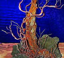 Desert Tree by coppertrees