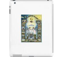Freemasonry Darkness To Light iPad Case/Skin