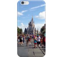 Cinderella's Castle Disney World iPhone Case/Skin