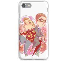 Manners make you cute iPhone Case/Skin