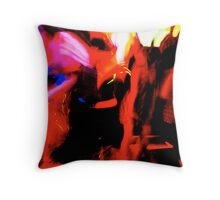 Body & Mind Groove Throw Pillow