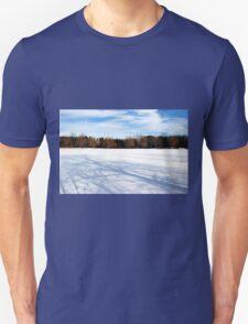 Cold And Crisp Unisex T-Shirt