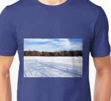 Cold And Crisp Unisex T-Shirt