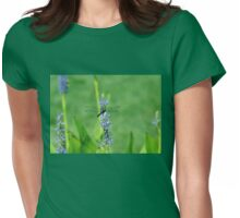 The Dragonfly Womens Fitted T-Shirt