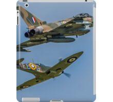 Typhoon & Spitfire Synchro 2015 iPad Case/Skin
