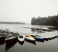 Diverse Kirkwold Kayak by wreilly6