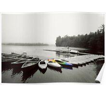 Diverse Kirkwold Kayak Poster