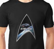 StarTrek Command Silver Signia defiant Unisex T-Shirt