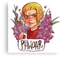 PHWOAR Canvas Print