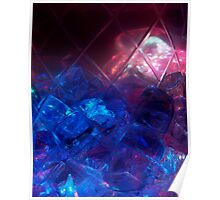 LED Ice 224 Poster