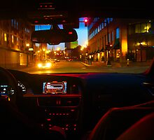 Night Drive by wreilly6