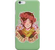 Cute and Weird iPhone Case/Skin