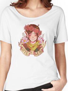 Cute and Weird Women's Relaxed Fit T-Shirt