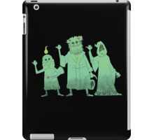 Hitch-hiking Christmas Ghosts iPad Case/Skin
