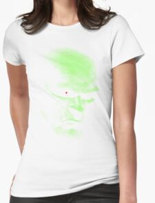 Radiation Nation Womens Fitted T-Shirt