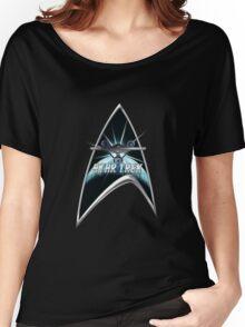 StarTrek Command Signia Enterprise 2 Women's Relaxed Fit T-Shirt