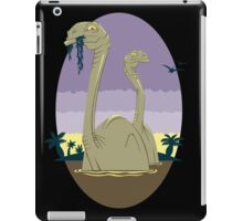 Primeval World - Brontosaurus iPad Case/Skin