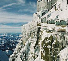 Mont Blanc by Diane Robertson