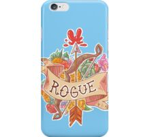 ROGUE CLASS iPhone Case/Skin