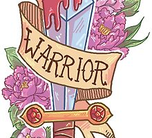 WARRIOR CLASS by Cara McGee
