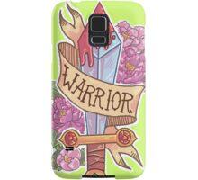WARRIOR CLASS Samsung Galaxy Case/Skin