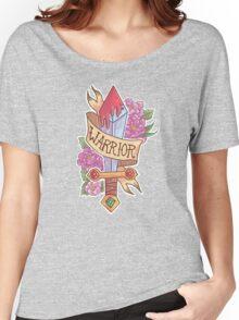 WARRIOR CLASS Women's Relaxed Fit T-Shirt