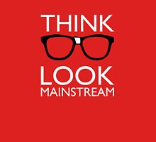 Think NERD Look MAINSTREAM Unisex T-Shirt