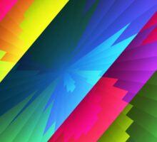 Color Blast Sticker