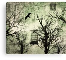 Give Me Peace on Earth Canvas Print