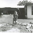 Kumbungu, Ghana about 1958 by Baba John Goodwin