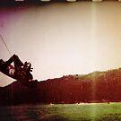 wakeboarding by eskae