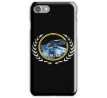 Star trek Federation of Planets Voyager iPhone Case/Skin