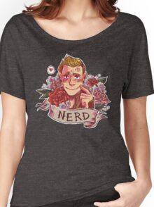 NERD NIGHT Women's Relaxed Fit T-Shirt