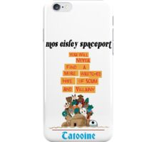 It's a Small Cantina iPhone Case/Skin