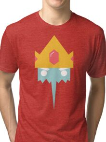 Adventure Time // Ice King Tri-blend T-Shirt