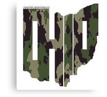 RecklessWear - Army  Canvas Print