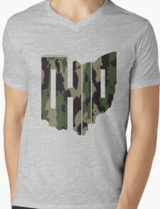 RecklessWear - Army  Mens V-Neck T-Shirt