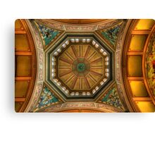 Grand Dome Canvas Print