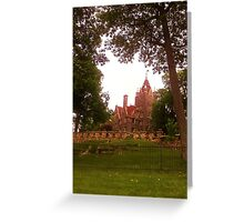 Boldt Castle 2 Greeting Card