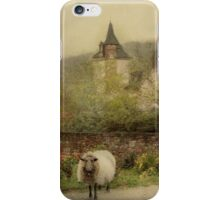 The Old Village iPhone Case/Skin