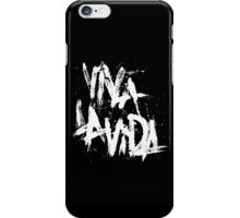Coldplay Viva La Vida iPhone Case/Skin