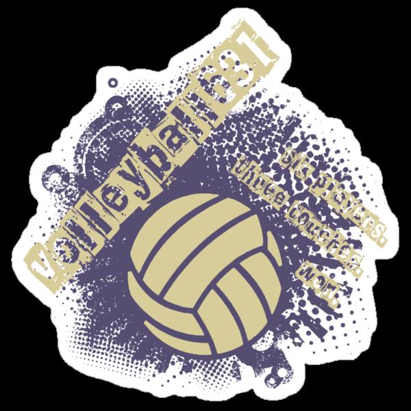 Volleyball 631 by gregbukovatz