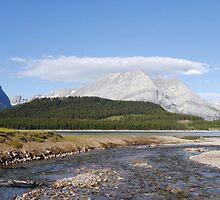 Mountain panorama by zumi