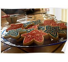 star cookies Poster