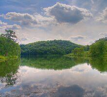 Cox Hollow Lake by ECH52