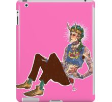 Punk!Loki iPad Case/Skin