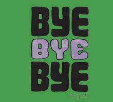 Bye Bye Bye Kids Tee